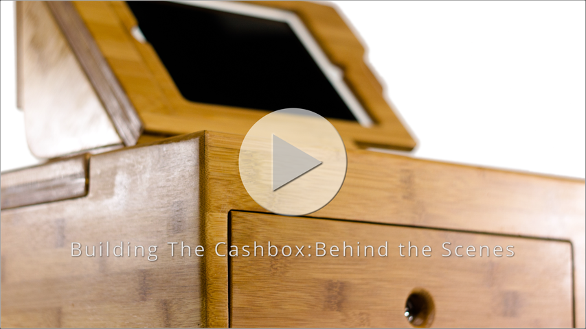 Building the Cashbox in San Diego CA
