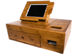 The Cashbox, a bamboo iPad POS system